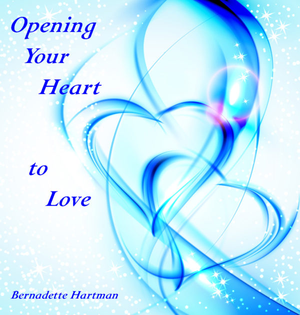 Opening Your Heart to Love by Bernadette Hartman. Experience a celestial symphony of sound, vibration and love that deeply aligns Mind, Body and Spirit; opening you to greater experiences of love, peace, joy and harmony with life!
