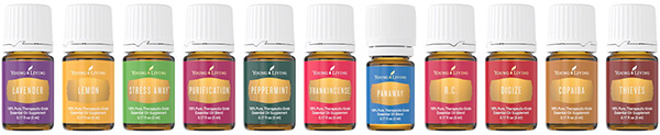 Dr. Bernadette Hartman Young Living Essential Oils